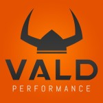 Vald Performance Orange Background