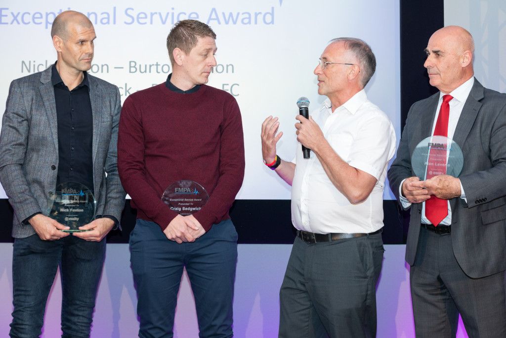 Exceptional Service Award Steve Croft