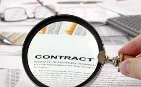 Contract Advice