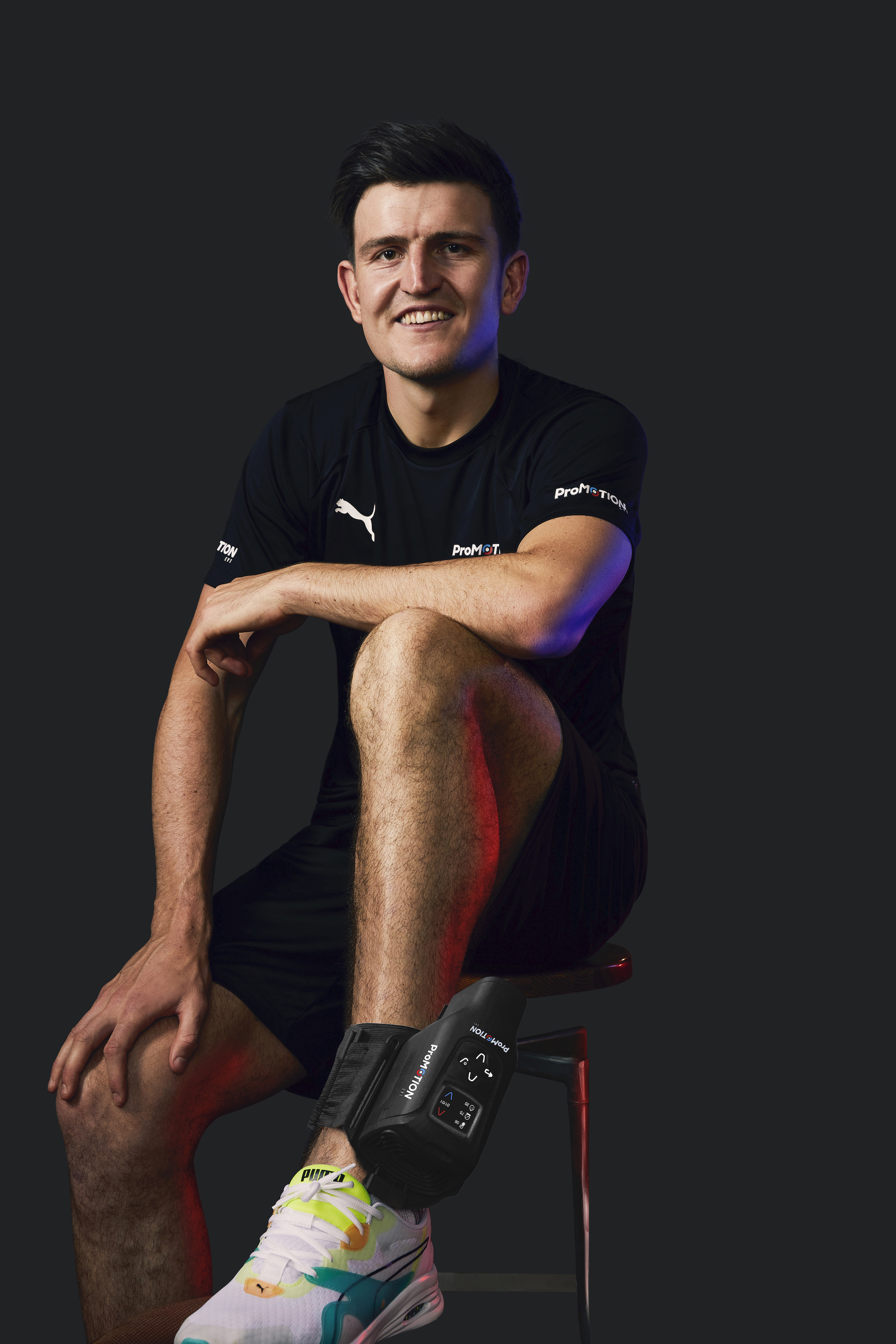 Harry Maguire ProMOTION EV1 reduced size